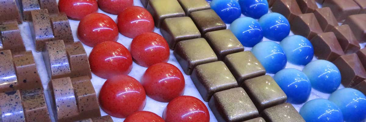 Assorted Chocolate Selection