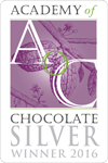 Academy of Chocolate 2016 Silver Award