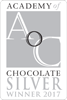 Academy of Chocolate 2017 Silver Award - Sydney (Mint & Miso Chocolate)
