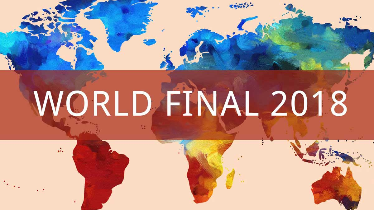 International Chocolate Awards World Final 2018