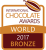 International Chocolate Awards 2017 World Competition - Bronze Medal