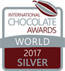 International Chocolate Awards 2017 World Competition - Silver Medal