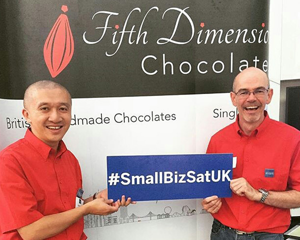 Small Business Champion - Fifth Dimension Chocolates